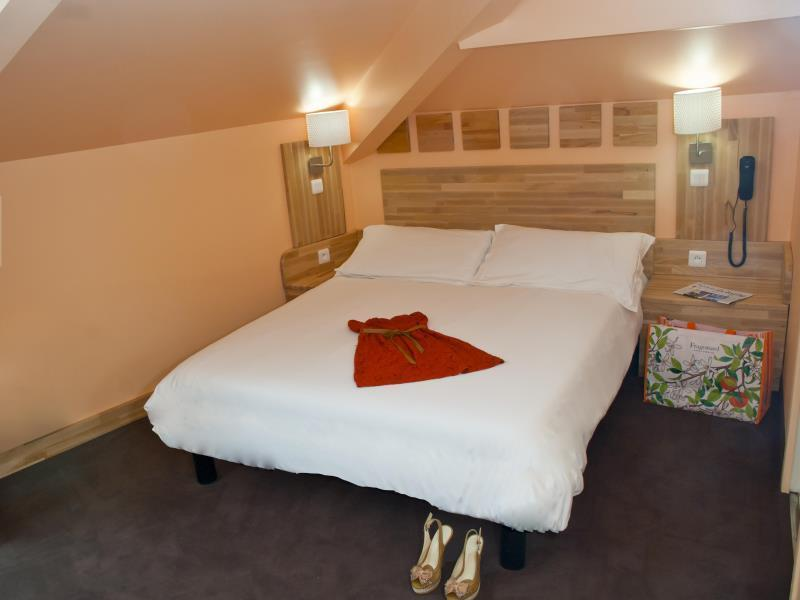 Twin eller dobbeltrom (Double/Twin Room)