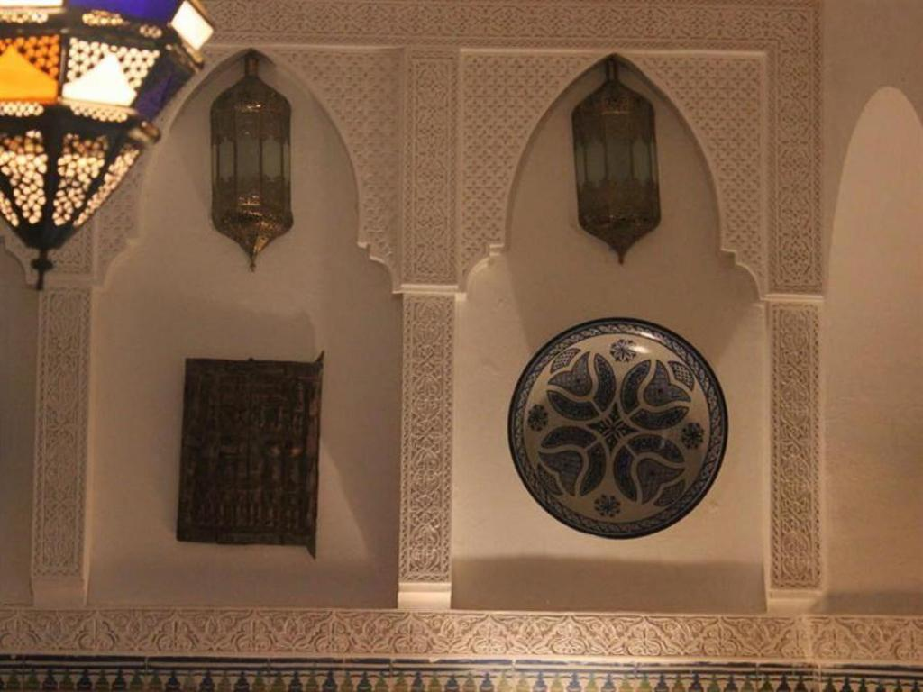 Interior view Riad Al Nour