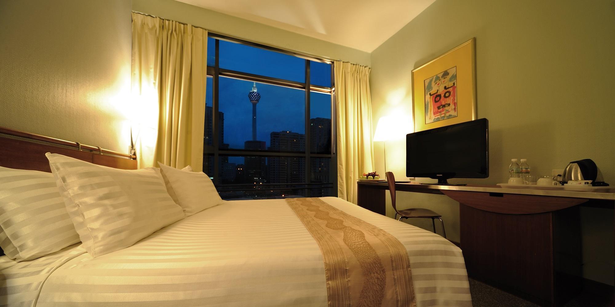 Alpha Genesis Hotel in Kuala Lumpur - Room Deals, Photos & Reviews