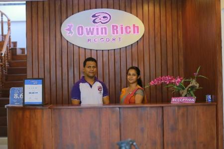 Lobby Owin Rich Resort