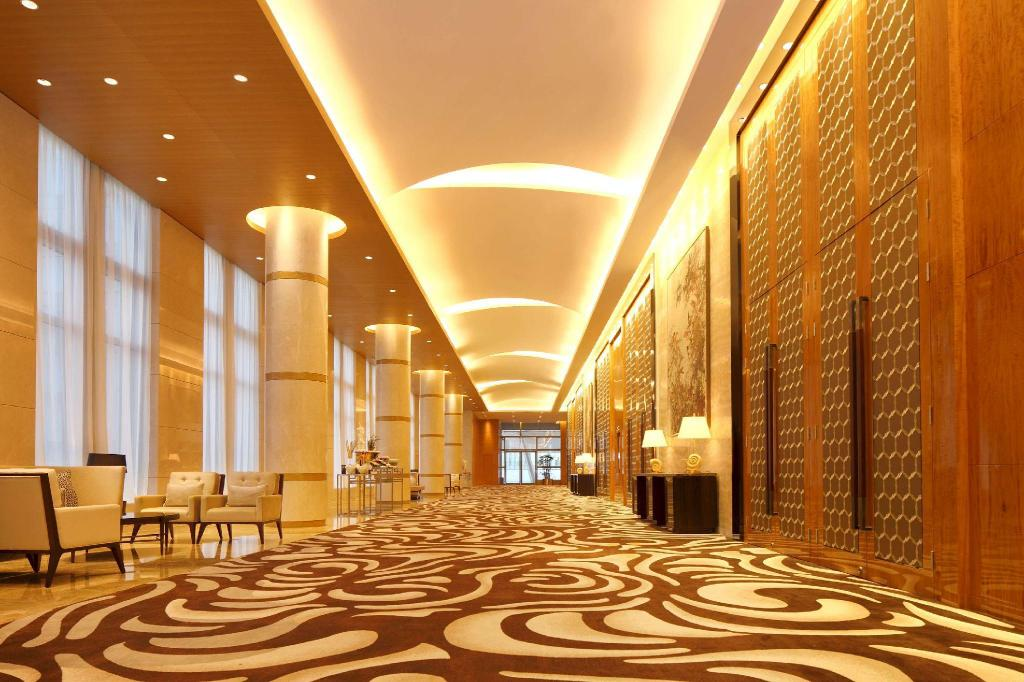 Interior view Doubletree by Hilton Hangzhou East