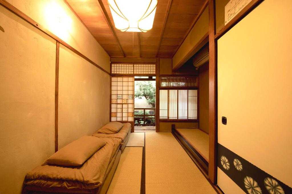 Japanese Style Triple Use - Room plan Guest House Yululu