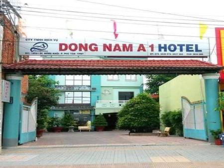 Entree Dong Nam A 1 Hotel