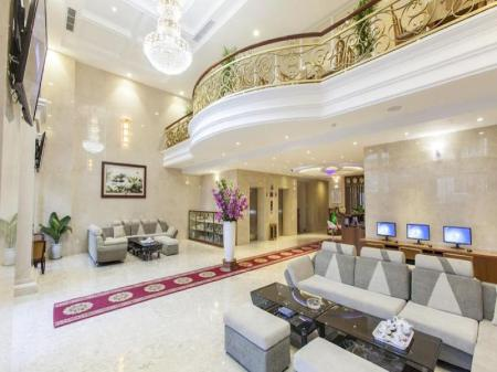 Lobby Moonlight Hotel Da Nang
