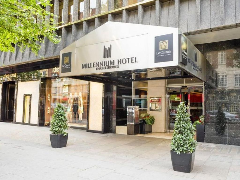 More about Millennium Knightsbridge