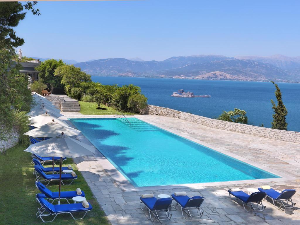 Nafplia Palace Hotel and Villas