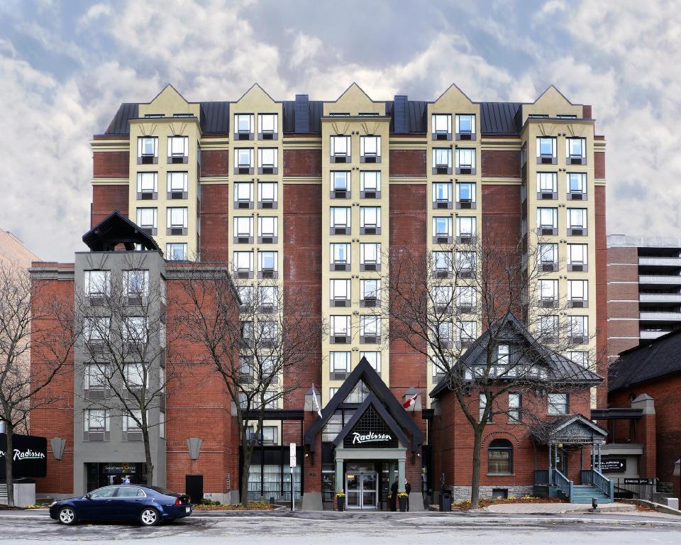 Резултат с изображение за Radisson Hotel Ottawa Parliament Hill