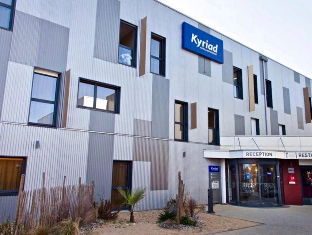 Kyriad Auray Hotel