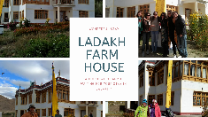 Ladakh Farm House