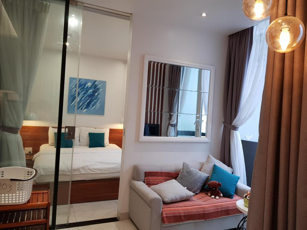 Apartment For Rent 1 Bedroom Entire Apartment Ho Chi Minh City Deals Photos Reviews