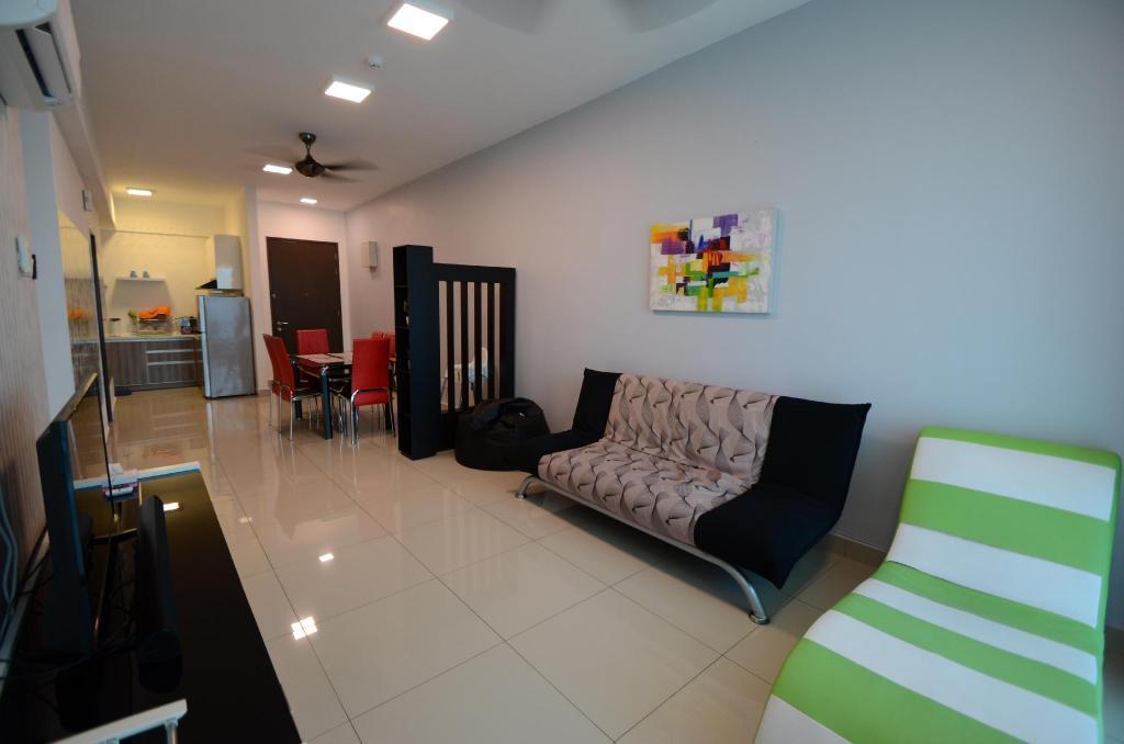 Appartement Avec 3 Chambres De 86 M2 Et 2 Salles