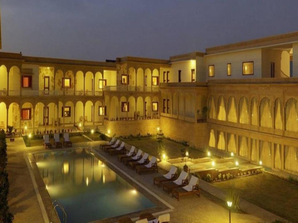 Meer over Club Mahindra Jaisalmer