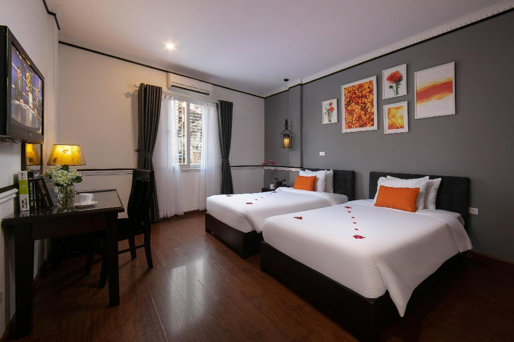 Premium Room - View Hanoi Garden Boutique Hotel and Spa