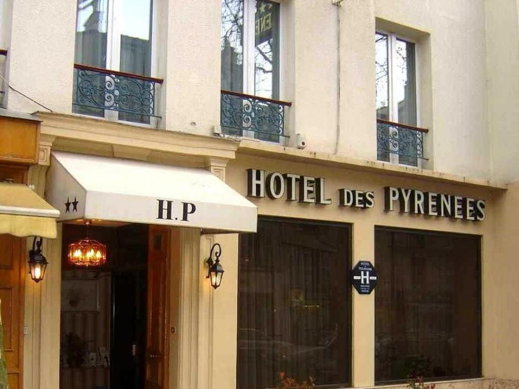 Hotel Des Pyrenees
