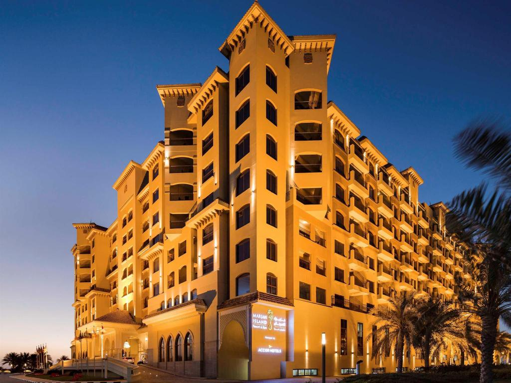 Marjan Island Resort Spa Managed By Accor Hotels In Ras Al Khaimah