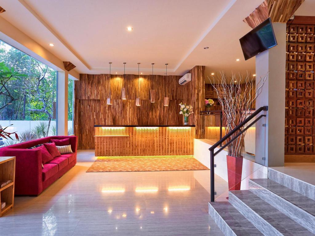 Vista interior Pandawa All Suite Hotel