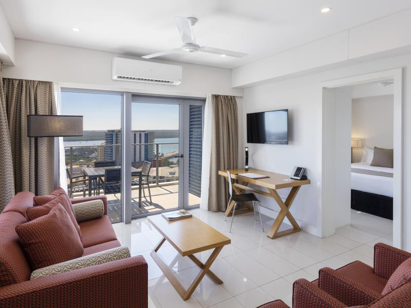 Two-Bedroom Apartment with Harbour View, No Housekeeping