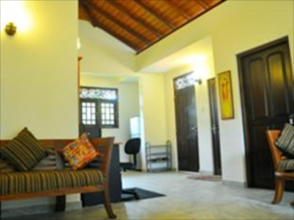 Interior view Canal Villa