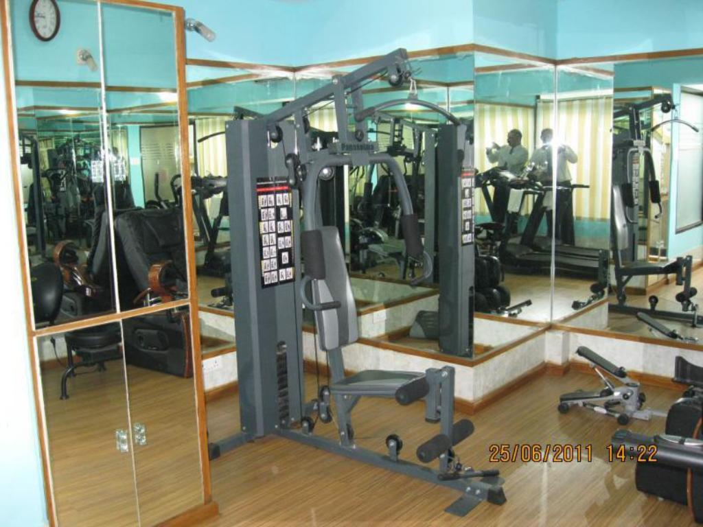 Fitnes center Epsilon The Hotel