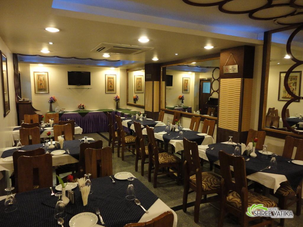 Restaurant Hotel Shree Vatika