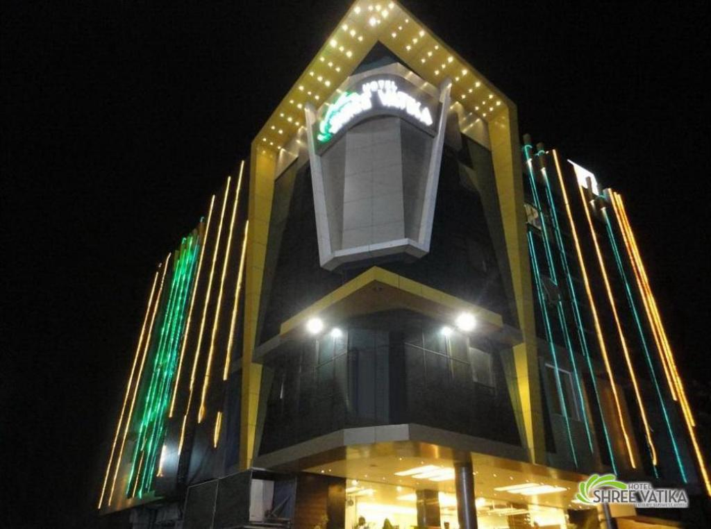 Exterior view Hotel Shree Vatika