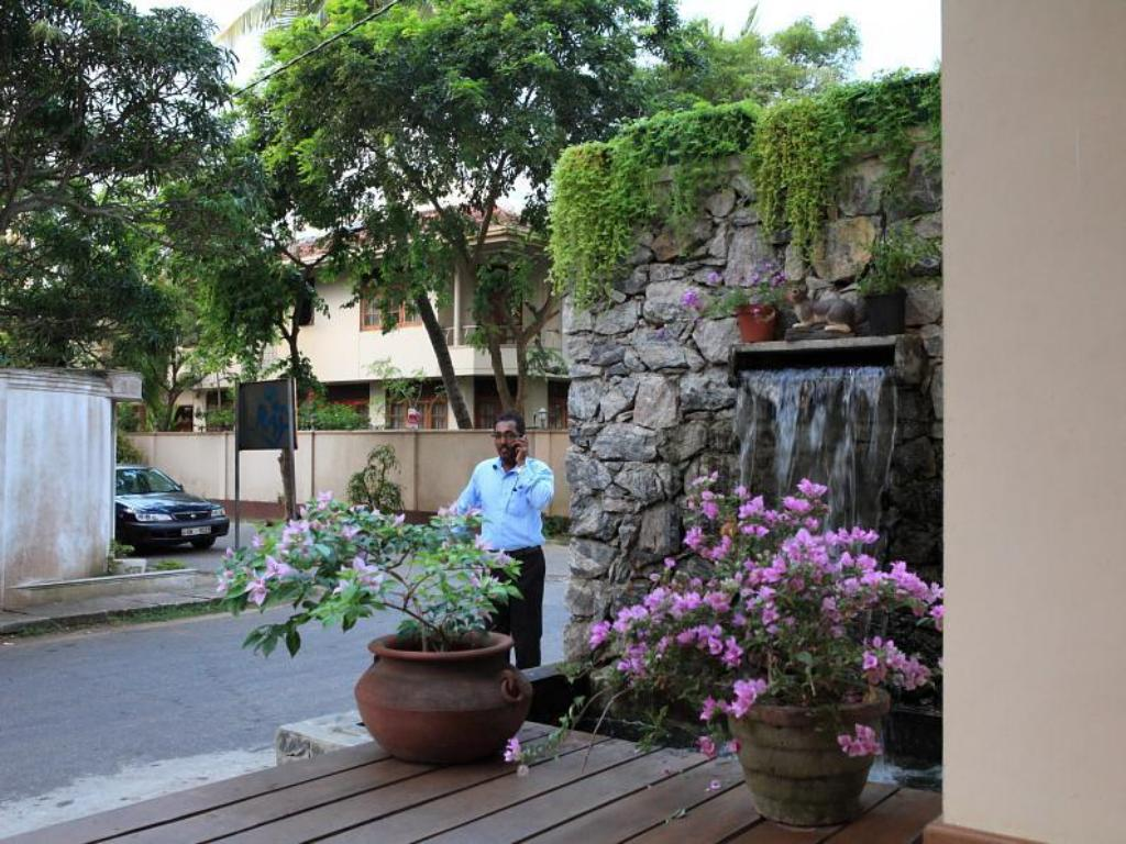 Entrance Lafala Hotel and Service Apartment
