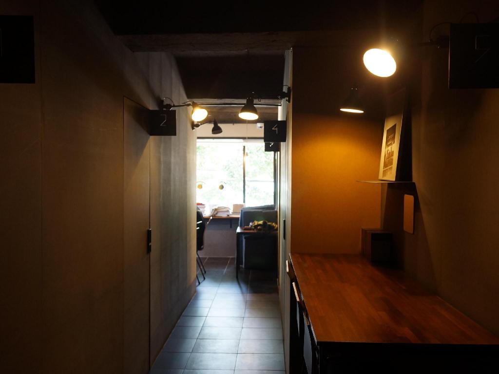 Interior view Localstitch Hongdae Guesthouse