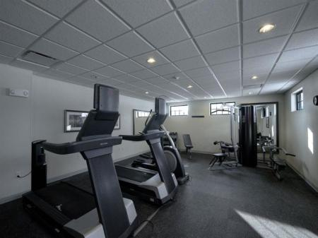 Fitness center Staybridge Suites Midvale
