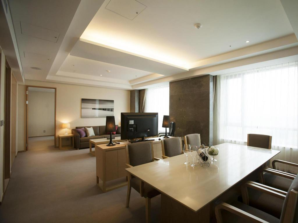 Интерьер Best Western Gunsan Hotel