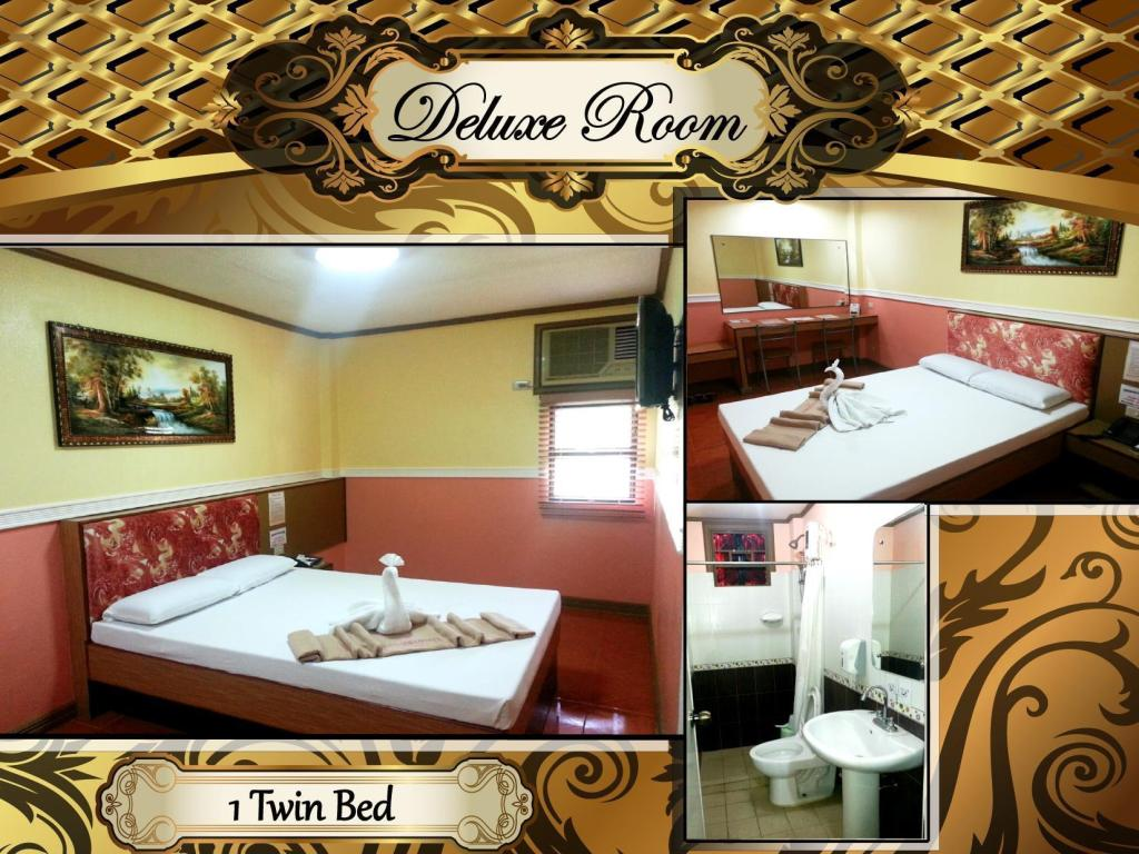 Deluxe Room Kingscourt Hotel