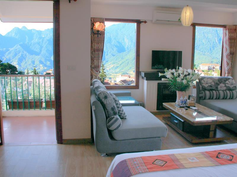 Junior Suite con Vistas a las Montañas (Junior Suite with Mountain View)