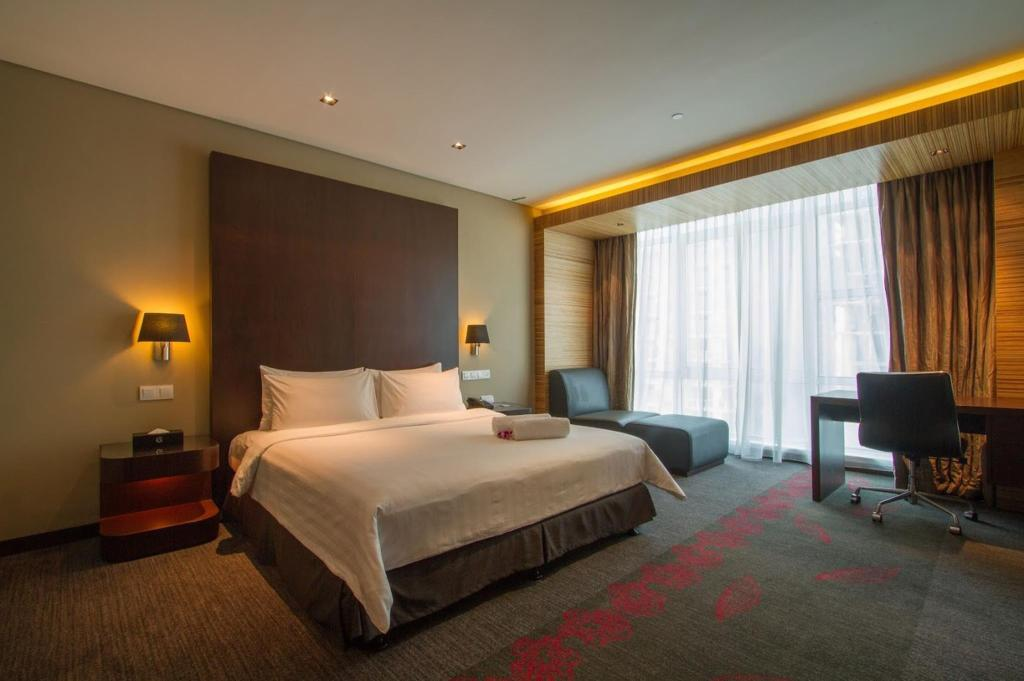 Superior Room - Bedroom Hotel Grandis