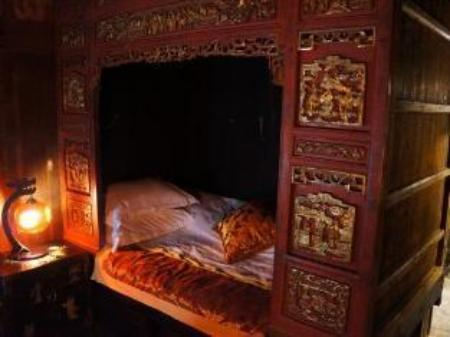 King Bed - Guestroom Xin An Orchid Garden Hotel