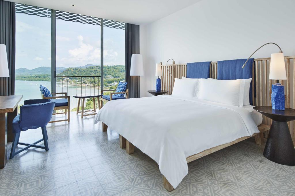 Bay Room King - View COMO Point Yamu, Phuket