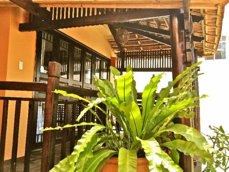 balkon/terras The Safari Phu Quoc House