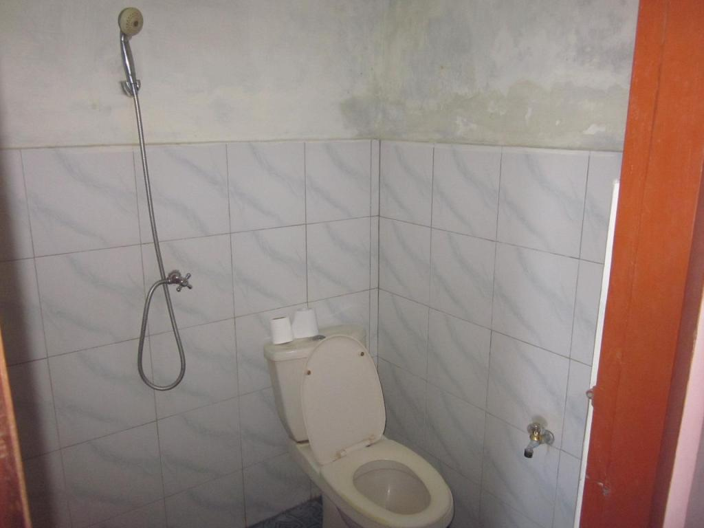 Bathroom Kubu Made Homestay