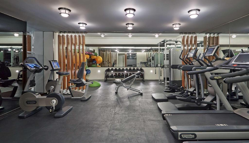 Fitness center Viceroy Central Park New York