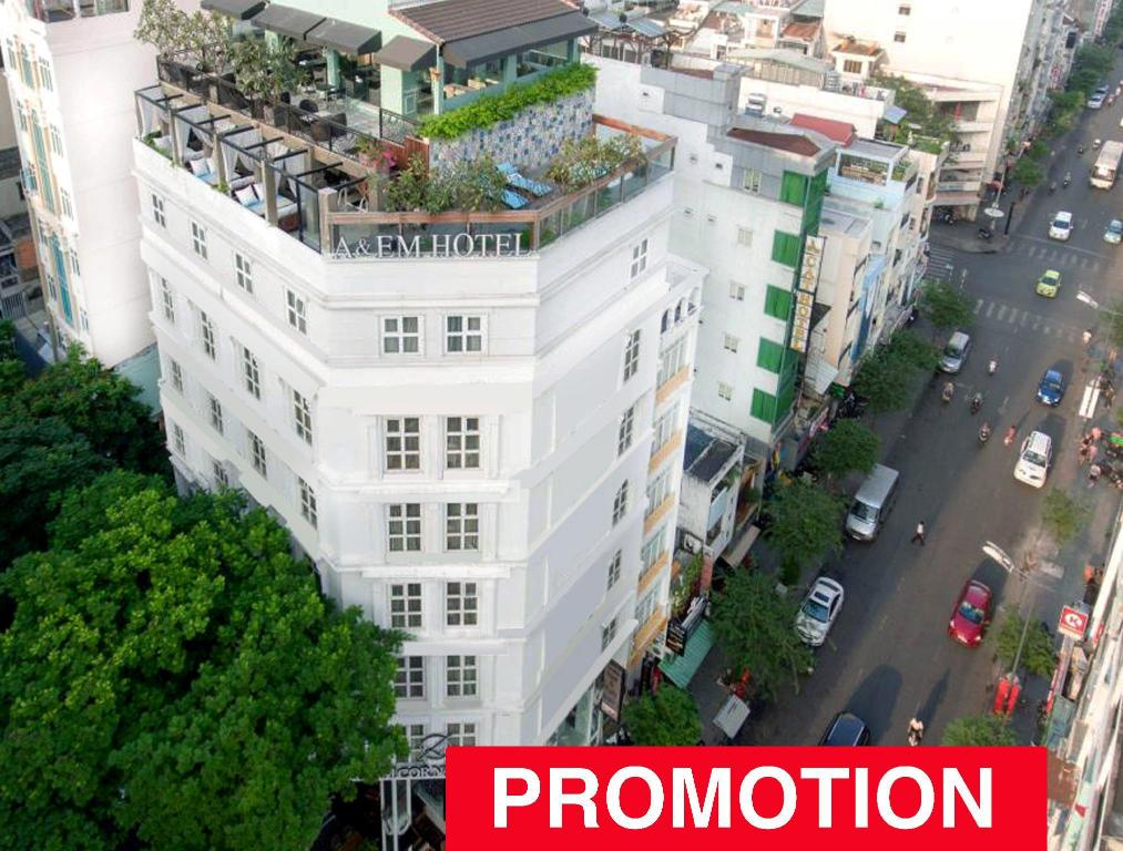 More about A&Em 280 Le Thanh Ton Hotel & Spa
