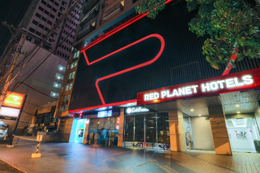 Más sobre Red Planet Manila Ortigas