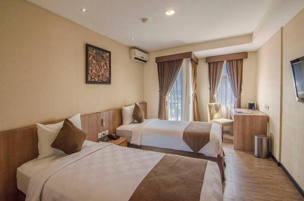 Superior Queen - Bed Hotel Horison Grand Serpong