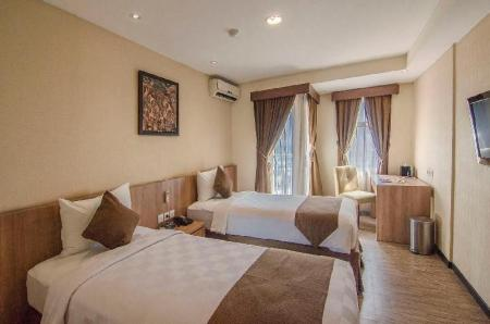 Superior Queensize - Bed Hotel Horison Grand Serpong