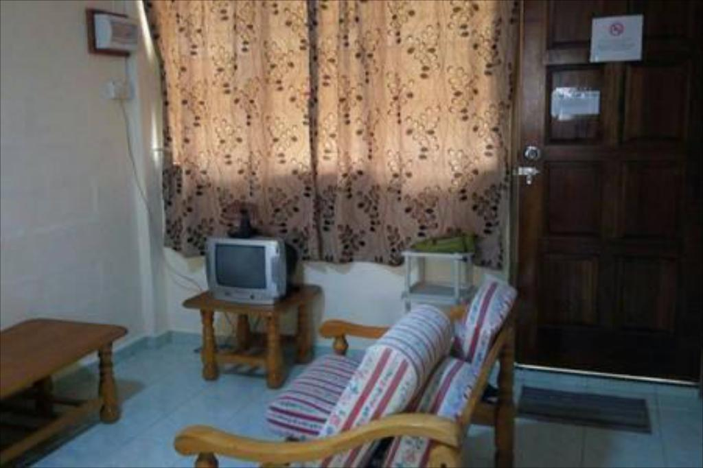 Interior view Borneo Holiday Rental Apartment