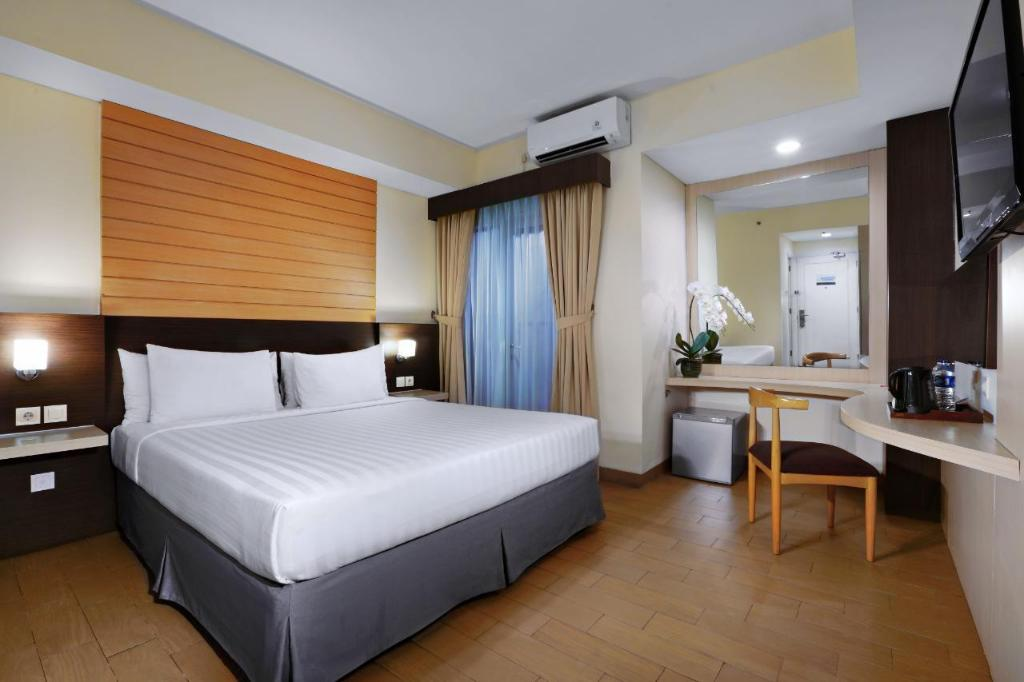 Ara Hotel Gading Serpong Tangerang Offers Free Cancellation 2021 Price Lists Reviews