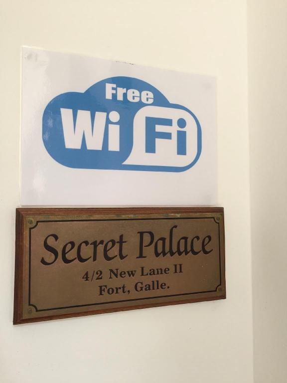 Secret Palace Guest House