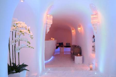 Lobby Canaves Oia Suites & Spa