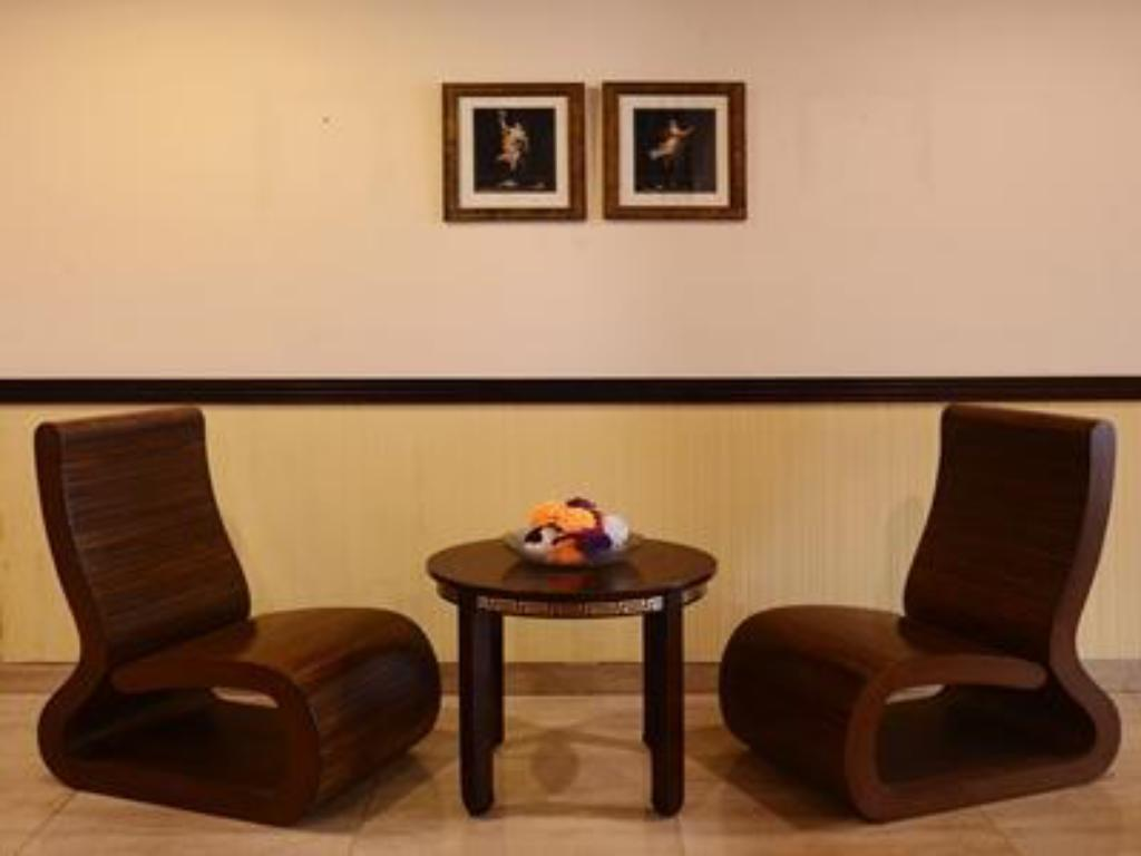 Interior view MB Clarks Inn Moradabad