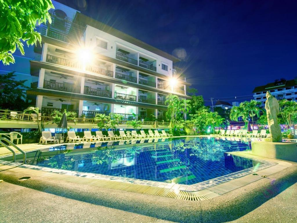 Интерьер Boss Suites Pattaya