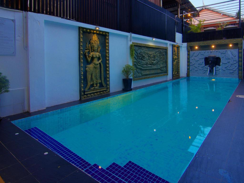 More about Tareach Angkor Villa