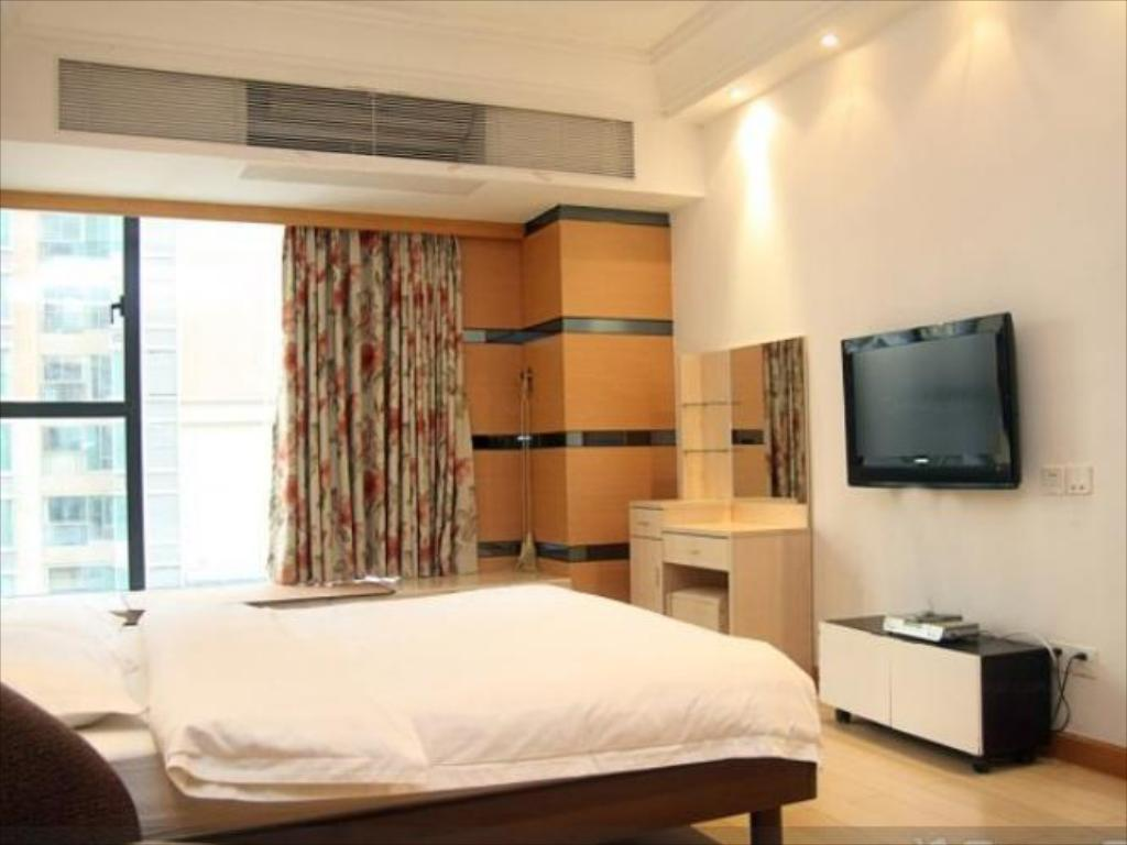 Superior Business Room U Hotel Apartment Huifeng International Apartment