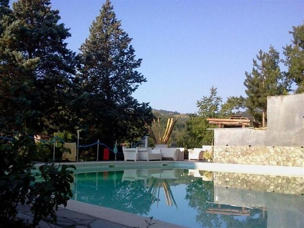 Swimming pool Villa Gioia